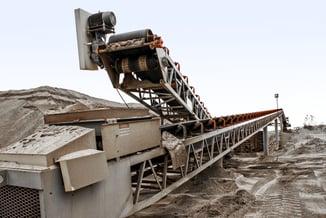 Conveyor Belt Safety Thumb