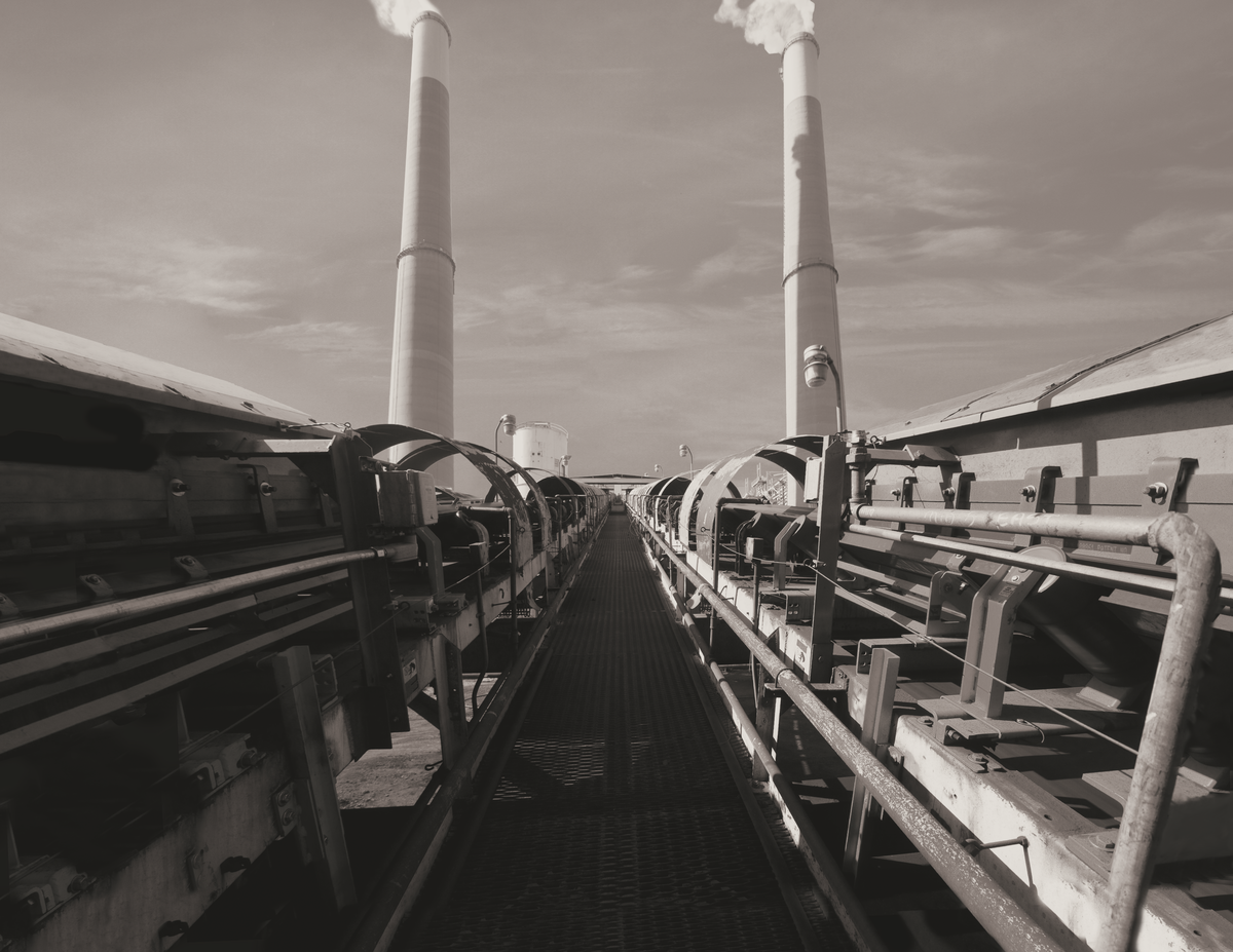 Conveyor belts are simple once properly understood