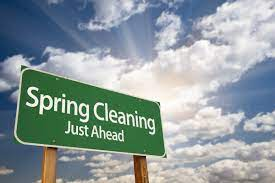 getting material handling operations ready for summertime production takes some spring cleaning